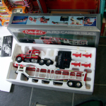 RadioElecon Shinsei Peterbilt RC Radio controlled Car Transporter Truck 1:24 @SOLD@